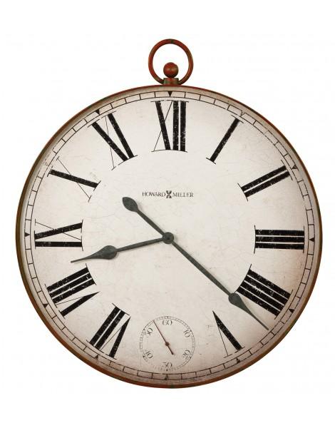 625-647 Gallery Pocket Watch II Wall Clock