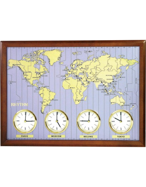 CMW902NR06 Around The World