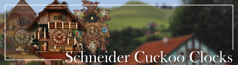 Schneider Cuckoo Clocks