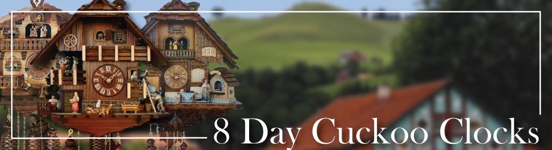 8-Day Cuckoo Clock