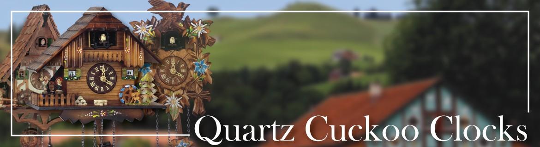 Quartz Cuckoo Clock