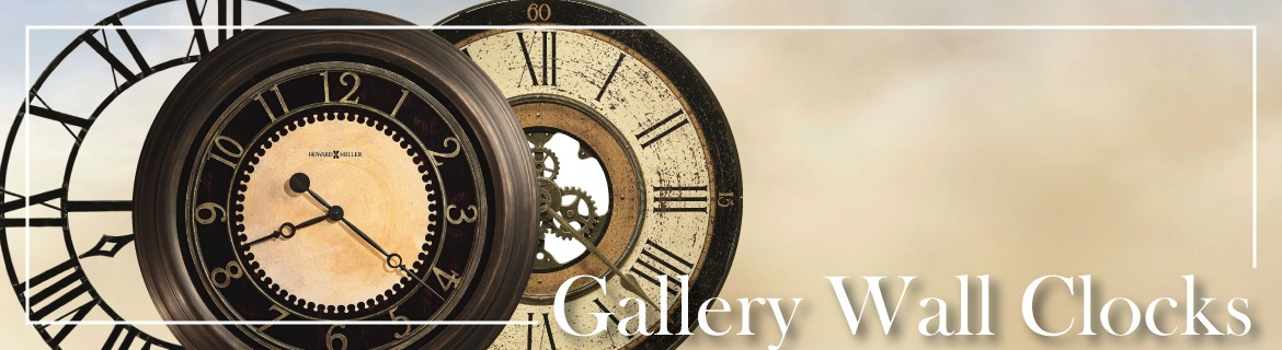 Gallery Wall Clocks